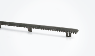Gear Rack with Fixing Points (AR-4FPNR)