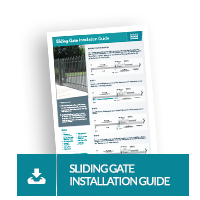 Sliding Gate Installation Guide