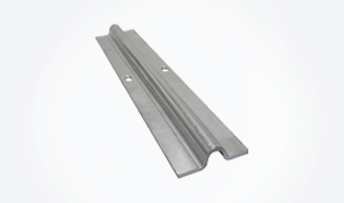 Bolt down sliding gate track (SGT3)