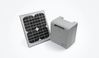 Solar Panel, Batteries & Cables (AAC-SUN)